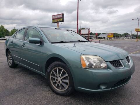 2004 Mitsubishi Galant for sale at speedy auto sales in Indianapolis IN