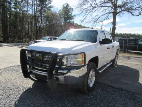 2013 Chevrolet Silverado 1500 for sale at Bullet Motors Charleston Area in Summerville SC