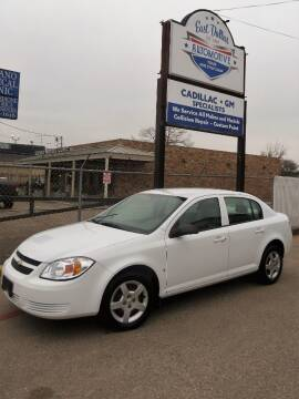 2007 Chevrolet Cobalt for sale at East Dallas Automotive in Dallas TX