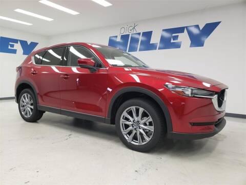 2021 Mazda CX-5 for sale at HILEY MAZDA VOLKSWAGEN of ARLINGTON in Arlington TX