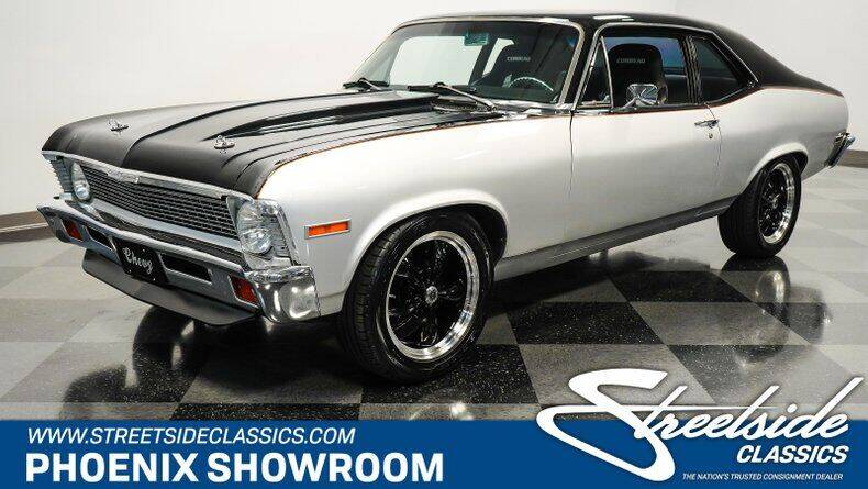 1972 Chevrolet Nova for sale in Mesa, AZ