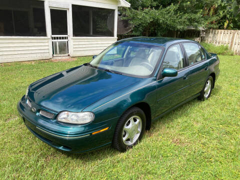 1999 Oldsmobile Cutlass for sale at Harbor Oaks Auto Sales in Port Orange FL