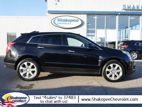 2010 Cadillac SRX for sale at SHAKOPEE CHEVROLET in Shakopee MN