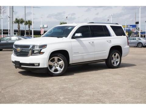 2015 Chevrolet Tahoe for sale at FREDY USED CAR SALES in Houston TX