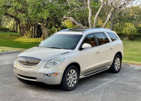 2011 Buick Enclave for sale at Sunshine Auto Sales in Oakland Park FL