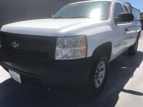 2008 Chevrolet Silverado 1500 for sale at AutoDistributors Inc in Fulton CA