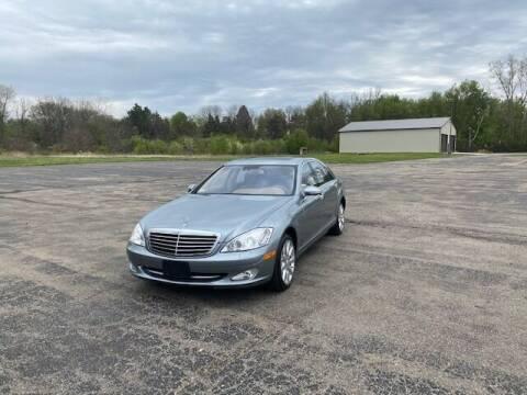 2008 Mercedes-Benz S-Class for sale at Caruzin Motors in Flint MI