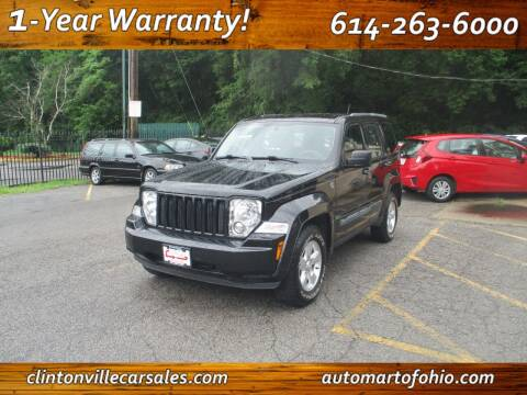 2012 Jeep Liberty for sale at Clintonville Car Sales - AutoMart of Ohio in Columbus OH