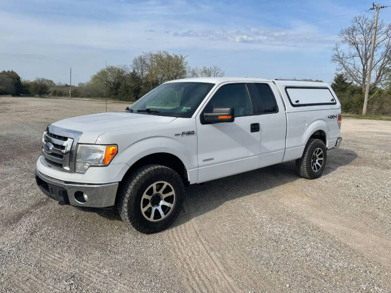 2012 Ford F-150 for sale at Bailey Auto in Pomona KS