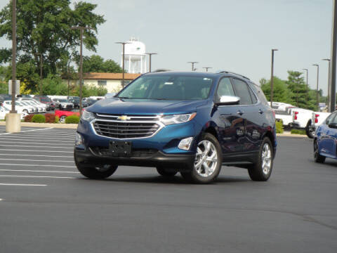 2021 Chevrolet Equinox for sale at Jack Schmitt Chevrolet Wood River in Wood River IL