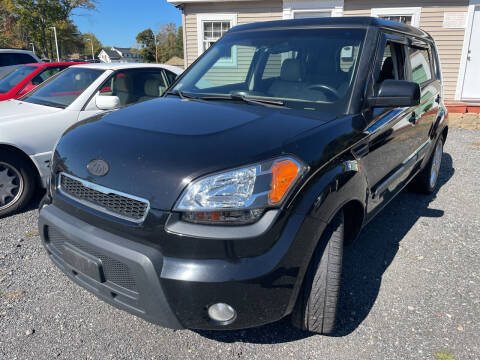 2011 Kia Soul for sale at AUTO OUTLET in Taunton MA