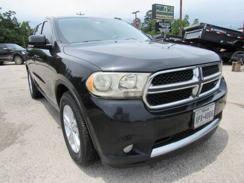2011 Dodge Durango for sale at Park and Sell in Conroe TX