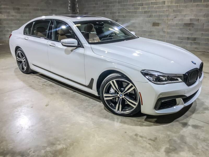 2018 BMW 7 Series for sale in Charlotte, NC