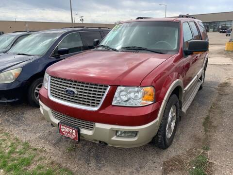 2005 Ford Expedition for sale at Buena Vista Auto Sales: Extension Lot in Storm Lake IA