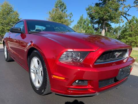 2014 Ford Mustang for sale at LA 12 Motors in Durham NC