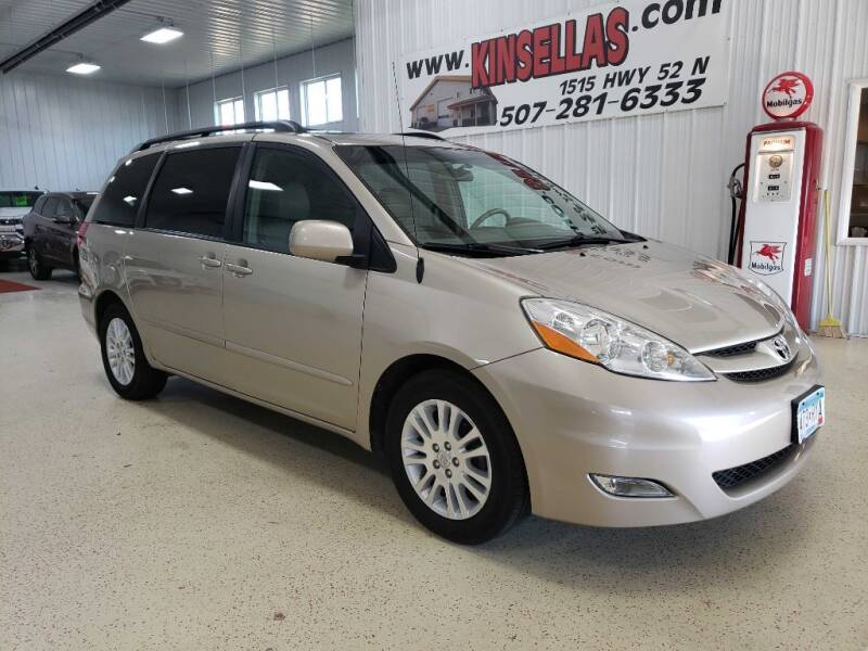 2009 Toyota Sienna for sale at Kinsellas Auto Sales in Rochester MN
