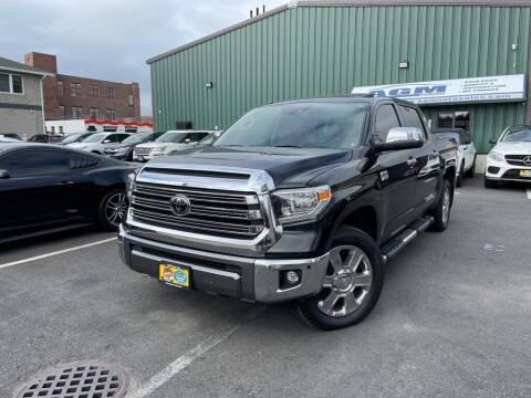 2019 Toyota Tundra for sale at AGM AUTO SALES in Malden MA