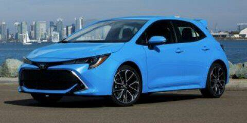2021 Toyota Corolla Hatchback for sale at Smart Motors in Madison WI