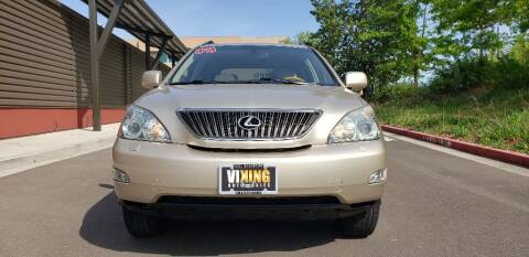 2005 Lexus RX 330 for sale at VIking Auto Sales LLC in Salem OR