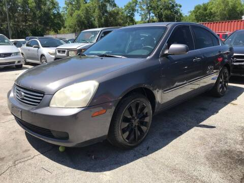2008 Kia Optima for sale at Popular Imports Auto Sales in Gainesville FL