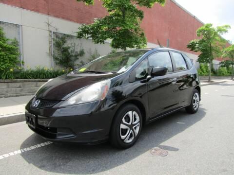 2012 Honda Fit for sale at Boston Auto Sales in Brighton MA