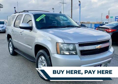 2008 Chevrolet Tahoe for sale at Stanley Automotive Finance Enterprise - STANLEY DIRECT AUTO in Mesquite TX