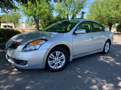 2009 Nissan Altima for sale at Seaport Auto Sales in Wilmington NC