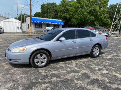 2006 Chevrolet Impala for sale at Augusta Motors Inc in Indianapolis IN