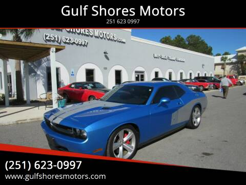 2010 Dodge Challenger for sale at Gulf Shores Motors in Gulf Shores AL