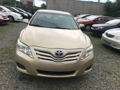 2011 Toyota Camry for sale at A & B Auto Finance Company in Alexandria VA