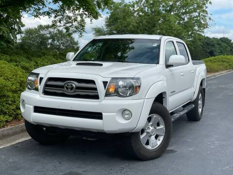2010 Toyota Tacoma for sale at William D Auto Sales in Norcross GA
