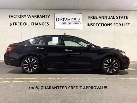 2018 Nissan Altima for sale at Drive Pros in Charles Town WV