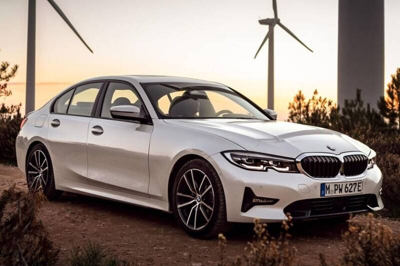 2021 BMW 3 Series for sale at Diamante Leasing in Brooklyn NY