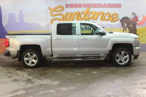2016 Chevrolet Silverado 1500 for sale at Sundance Chevrolet in Grand Ledge MI