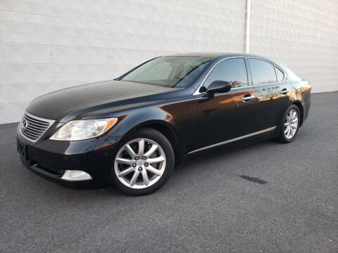 2009 Lexus LS 460 for sale at Positive Auto Sales, LLC in Hasbrouck Heights NJ