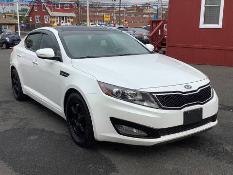 2011 Kia Optima for sale at Active Auto Sales in Hatboro PA