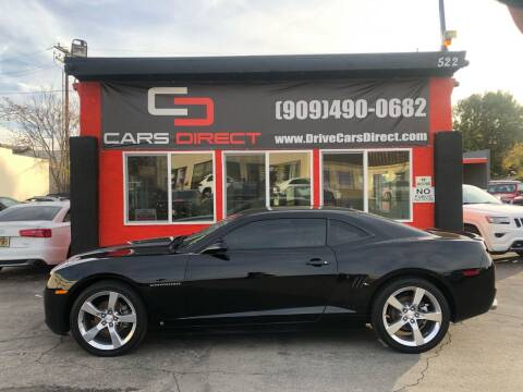 2010 Chevrolet Camaro for sale at Cars Direct in Ontario CA