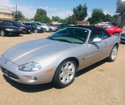 2000 Jaguar XK-Series for sale at First Class Motors in Greeley CO