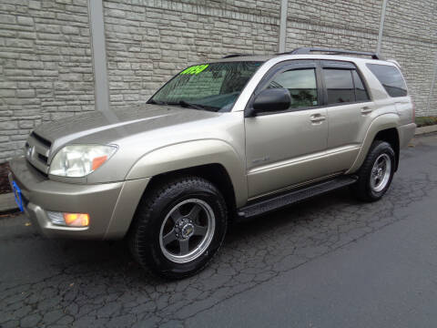 2004 Toyota 4Runner for sale at Matthews Motors LLC in Algona WA