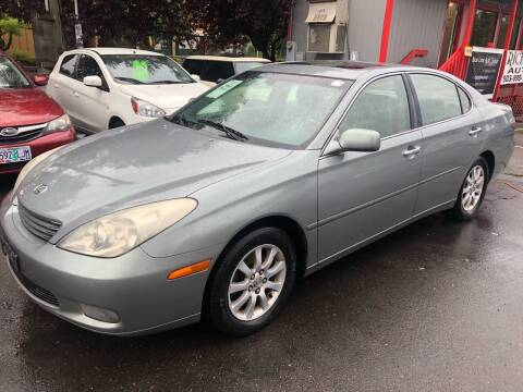 2003 Lexus ES 300 for sale at Blue Line Auto Group in Portland OR