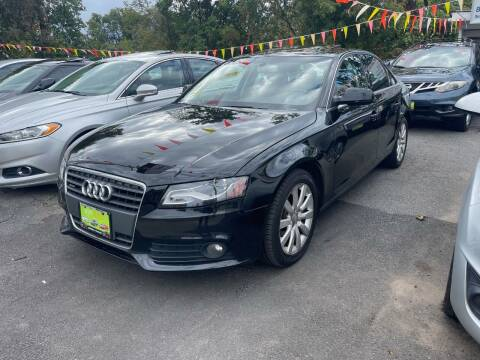 2011 Audi A4 for sale at BUY RITE AUTO MALL LLC in Garfield NJ