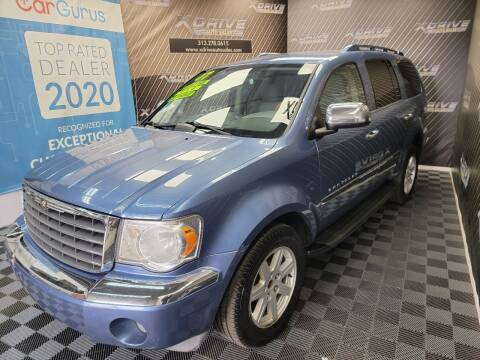 2007 Chrysler Aspen for sale at X Drive Auto Sales Inc. in Dearborn Heights MI