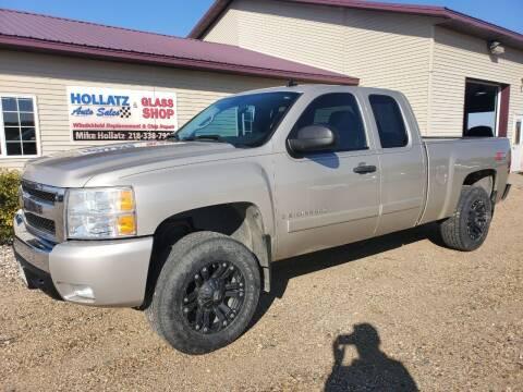 2007 Chevrolet Silverado 1500 for sale at Hollatz Auto Sales in Parkers Prairie MN