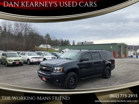2013 Chevrolet Suburban for sale at DAN KEARNEY'S USED CARS in Center Rutland VT