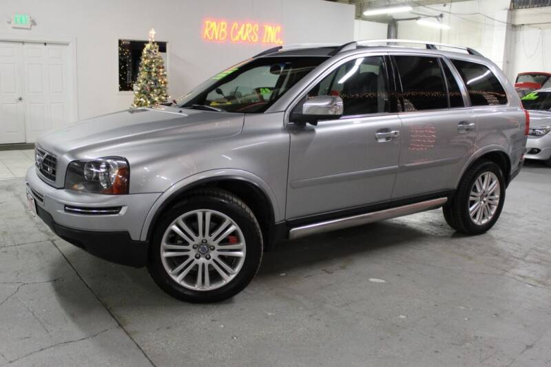 2008 Volvo XC90 for sale at R n B Cars Inc. in Denver CO