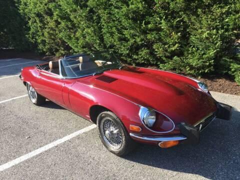 1974 Jaguar E-Type for sale at Limitless Garage Inc. in Rockville MD