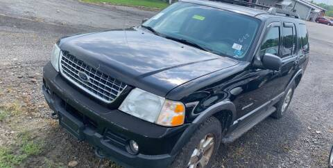 2005 Ford Explorer for sale at Trocci's Auto Sales in West Pittsburg PA