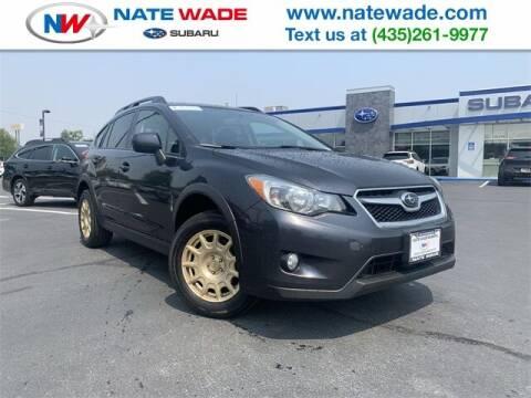 2014 Subaru XV Crosstrek for sale at NATE WADE SUBARU in Salt Lake City UT