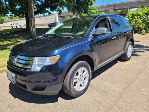 2008 Ford Edge for sale at EXECUTIVE AUTOSPORT in Portland OR
