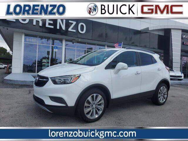 2018 Buick Encore for sale at Lorenzo Buick GMC in Miami FL
